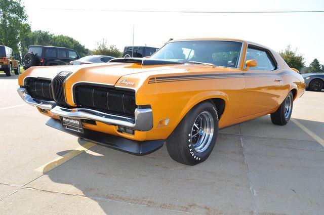 1970 Mercury Cougar Boss 302 Elimnator Bettendorf, Iowa 179