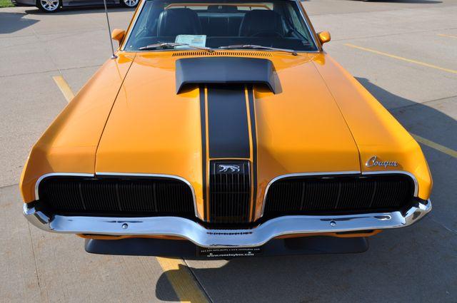 1970 Mercury Cougar Boss 302 Elimnator Bettendorf, Iowa 182