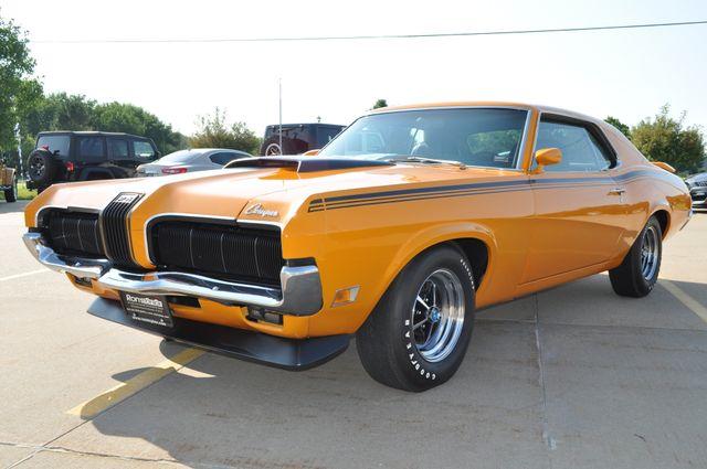 1970 Mercury Cougar Boss 302 Elimnator Bettendorf, Iowa 185
