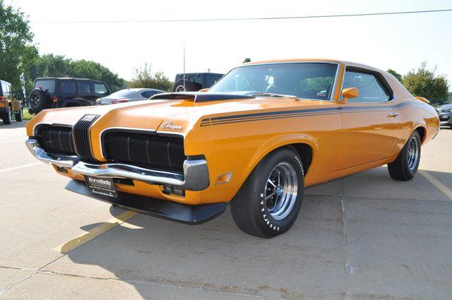 1970 Mercury Cougar Boss 302 Elimnator Bettendorf, Iowa 186