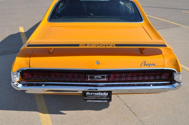 1970 Mercury Cougar Boss 302 Elimnator Bettendorf, Iowa 191