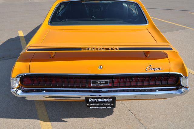 1970 Mercury Cougar Boss 302 Elimnator Bettendorf, Iowa 192