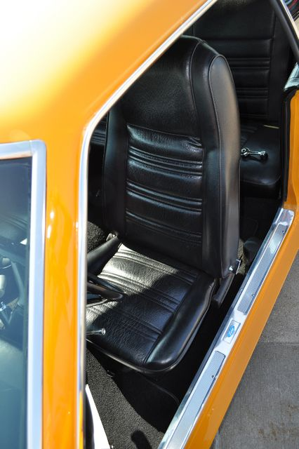 1970 Mercury Cougar Boss 302 Elimnator Bettendorf, Iowa 8