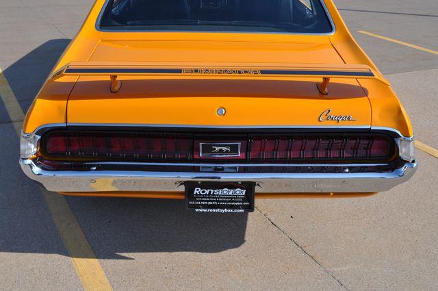 1970 Mercury Cougar Boss 302 Elimnator Bettendorf, Iowa 172