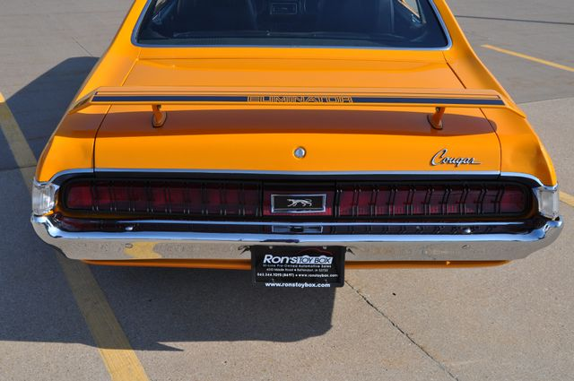 1970 Mercury Cougar Boss 302 Elimnator Bettendorf, Iowa 5