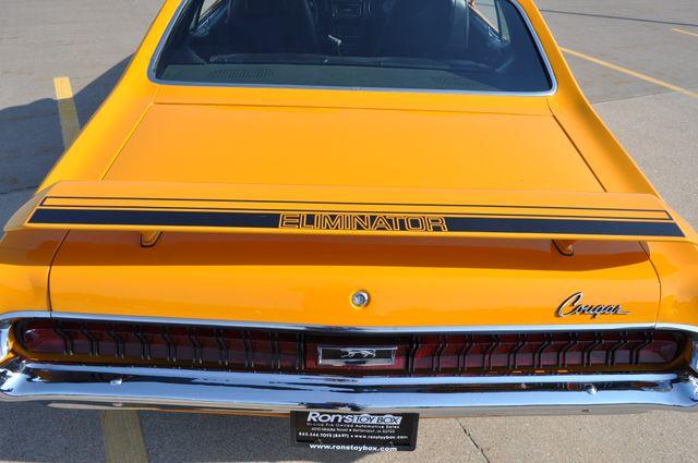 1970 Mercury Cougar Boss 302 Elimnator Bettendorf, Iowa 173