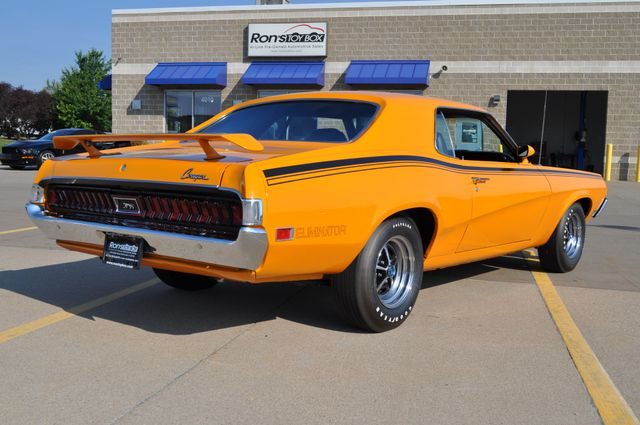 1970 Mercury Cougar Boss 302 Elimnator Bettendorf, Iowa 174