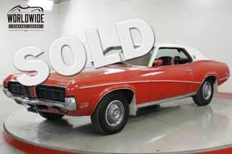1970 Mercury COUGAR XR7 351 V8 AUTO PS PB AC 63k ORIGINAL MILES | Denver, CO | Worldwide Vintage Autos in Denver CO