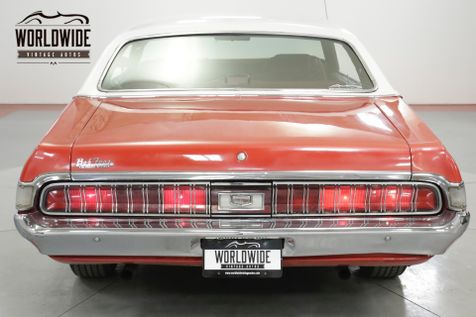 1970 Mercury COUGAR XR7 351 V8 AUTO PS PB AC 63k ORIGINAL MILES | Denver, CO | Worldwide Vintage Autos in Denver, CO