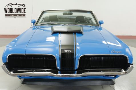 1970 Mercury COUGAR TRUE XR7. ELIMINATOR CLONE. 351 V8. WILLWOOD  | Denver, CO | Worldwide Vintage Autos in Denver, CO