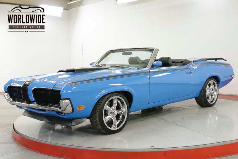 1970 Mercury COUGAR TRUE XR7. ELIMINATOR CLONE. 351 V8. WILLWOOD  | Denver, CO | Worldwide Vintage Autos