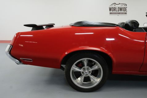 1970 Oldsmobile 442 W-30 CONVERTIBLE CLONE 455 V8 AUTO | Denver, CO | Worldwide Vintage Autos in Denver, CO