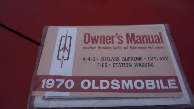 1970 Oldsmobile CUTLASS  CUTLASS SUPREME Valley Park, Missouri 27