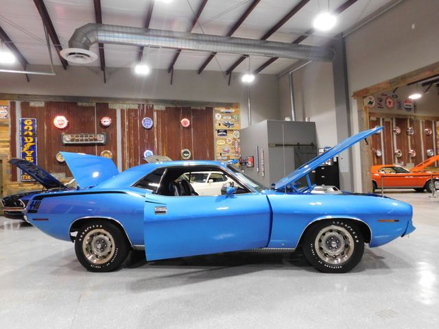 1970 Plymouth CUDA V CODE 6 PACK