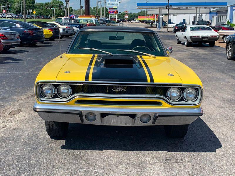 1970 Plymouth GTX   St Charles Missouri  Schroeder Motors  in St. Charles, Missouri