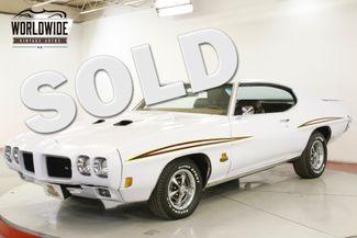 1970 Pontiac GTO in Denver CO