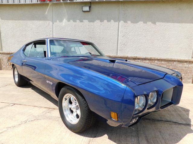 1970 Pontiac GTO 242 HARDTOP
