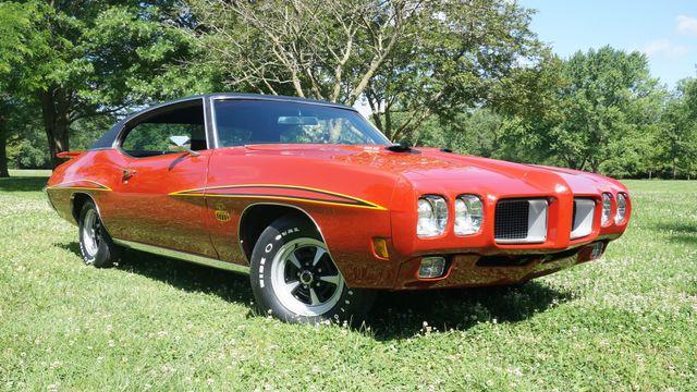 1970 Pontiac GTO THE JUDGE Valley Park, Missouri 6