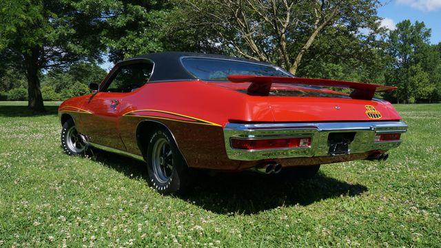 1970 Pontiac GTO THE JUDGE Valley Park, Missouri 3