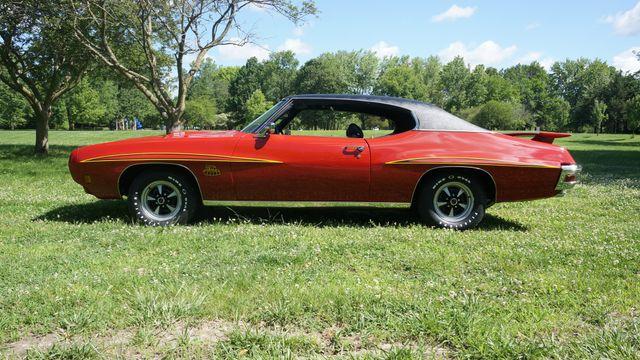 1970 Pontiac GTO THE JUDGE Valley Park, Missouri 2