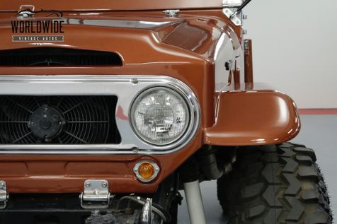 1970 Toyota LAND CRUISER FJ40 HOD ROD! 383 V8! PS. PB. 4x4!  | Denver, CO | Worldwide Vintage Autos in Denver, CO