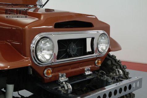 1970 Toyota LAND CRUISER FJ40 HOD ROD! 383 V8! PS. PB. 4x4!    Denver, CO   Worldwide Vintage Autos in Denver, CO