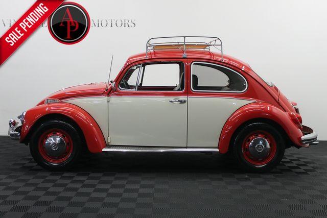 1970 Volkswagen BEETLE BUG RESTORED 96K ORIGINAL MILES