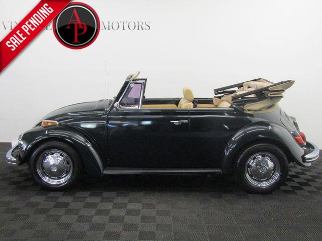 1970 Volkswagen BUG CONVERTIBLE 1600 DUAL PORT