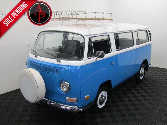 1970 Volkswagen Bus BAY WINDOW RESTORED