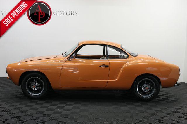 1970 Volkswagen KARMANN GHIA RESTORED 1776CC ENGINE
