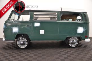 1970 Volkswagen Westfalia RESTORED WITH FULL CAMP SET in Statesville, NC 28677