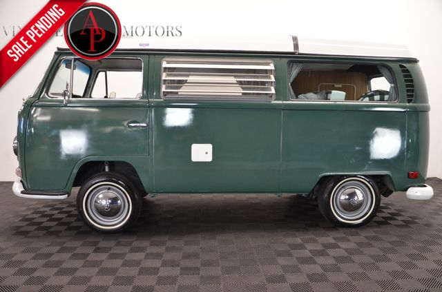 1970 Volkswagen Westfalia RESTORED WITH FULL CAMP SET