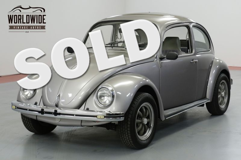 1970 Volkswagen BEETLE RESTORED COLLECTOR | Denver, CO | Worldwide Vintage Autos