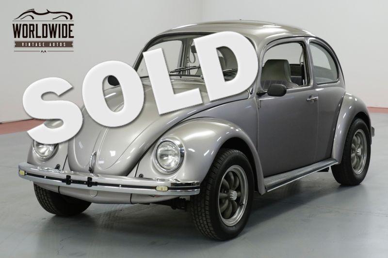 1970 Volkswagen BEETLE RESTORED COLLECTOR | Denver, CO | Worldwide Vintage Autos