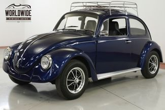 1970 Volkswagen BEETLE RESTORED REBUILT MOTOR NEW TIRES/WHEELS   | Denver, CO | Worldwide Vintage Autos in Denver CO