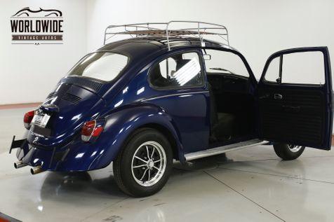 1970 Volkswagen BEETLE RESTORED REBUILT MOTOR NEW TIRES/WHEELS   | Denver, CO | Worldwide Vintage Autos in Denver, CO