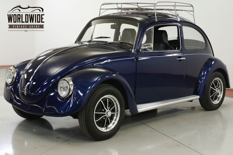 1970 Volkswagen BEETLE RESTORED REBUILT MOTOR NEW TIRES/WHEELS   | Denver, CO | Worldwide Vintage Autos