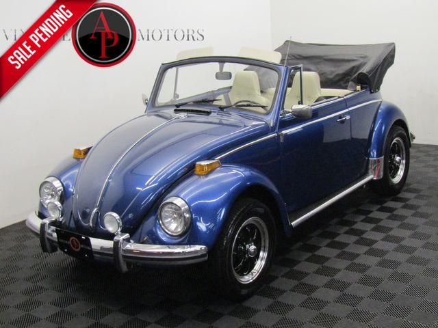 1970 Volkswagen Beetle RESTORED CONVERTIBLE SHOW CAR