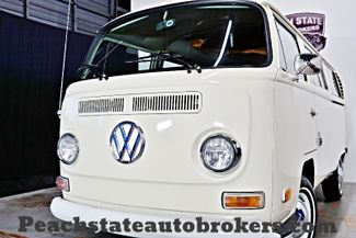 1970 Vw Type 2 Transporter Bus Marietta, GA