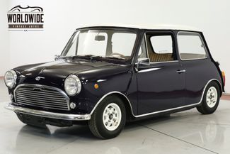 1971 Austin MINI COOPER RARE INNOCENTI MODEL LHD  IMPORT COLLECTOR | Denver, CO | Worldwide Vintage Autos in Denver CO