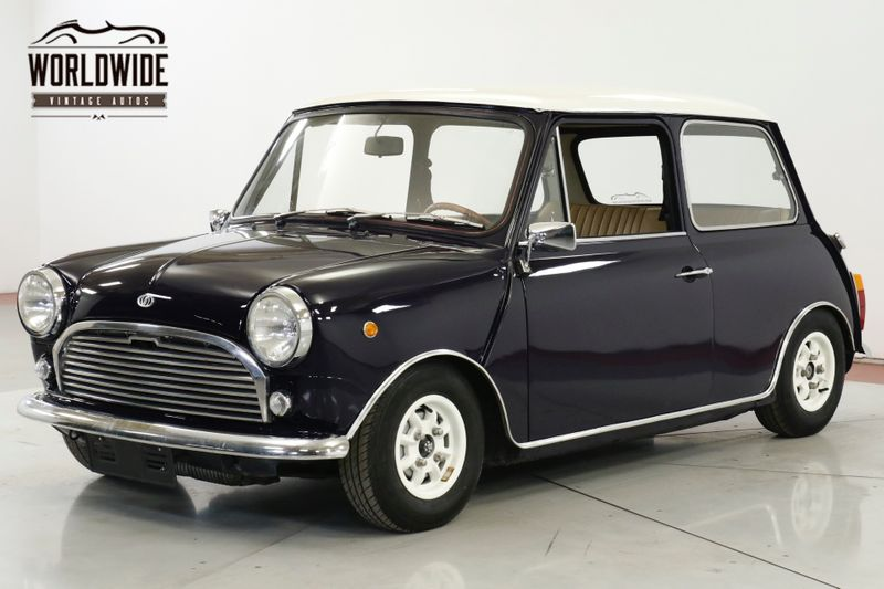 1971 Austin MINI COOPER RARE INNOCENTI MODEL LHD  IMPORT COLLECTOR | Denver, CO | Worldwide Vintage Autos