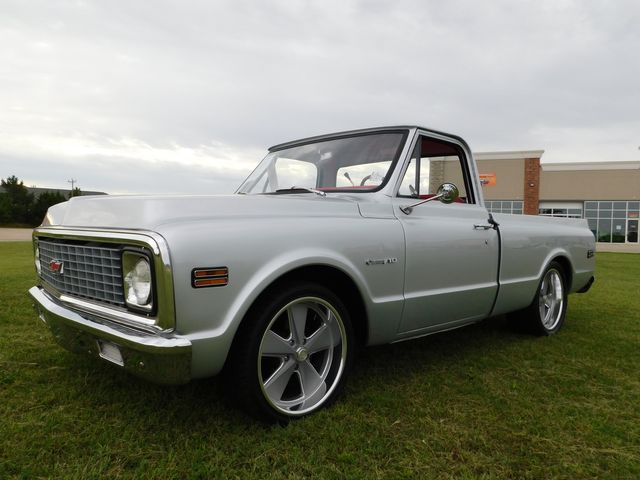 1971 C10 SHORT WHEEL BASE LS in Mustang, OK 73064