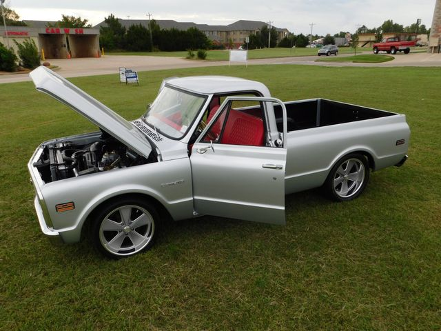 1971 C10 SHORT WHEEL BASE LS
