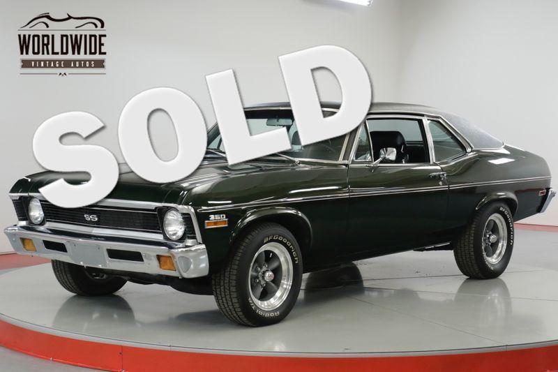 1971 Chevrolet NOVA REBUILT RESTORATION  | Denver, CO | Worldwide Vintage Autos