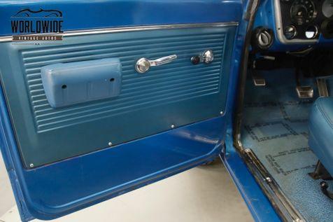 1971 Chevrolet BLAZER CST K5. REMOVABLE HARDTOP. 4x4 V8 PS PB AUTO  | Denver, CO | Worldwide Vintage Autos in Denver, CO