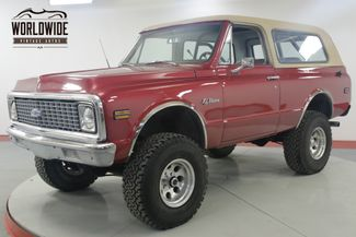 1971 Chevrolet BLAZER in Denver CO