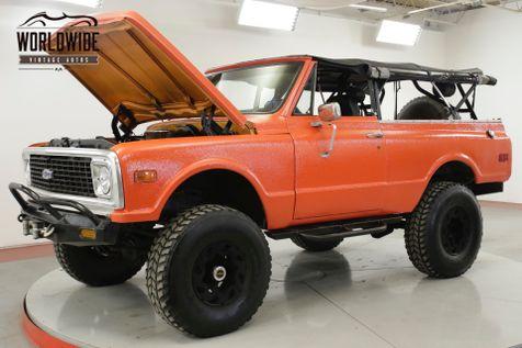 1971 Chevrolet BLAZER CUSTOM OFF ROAD BUILD 3/4 TON WINCH LIFT | Denver, CO | Worldwide Vintage Autos in Denver, CO