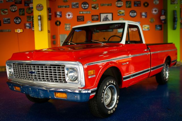 1971 Chevrolet C-10 in Mustang, OK 73064