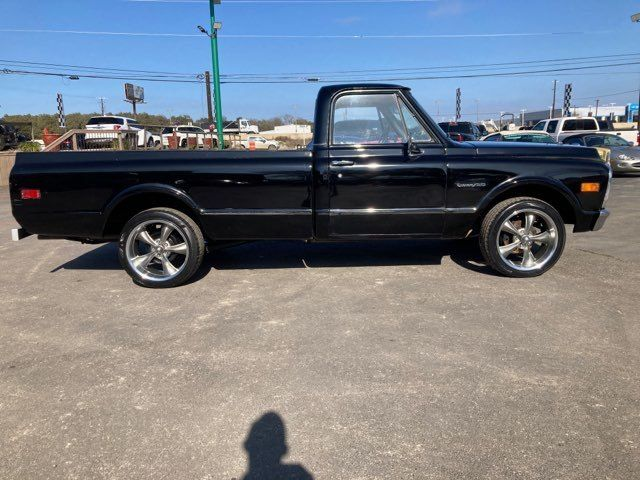 1971 Chevrolet C10 Pickup long bed
