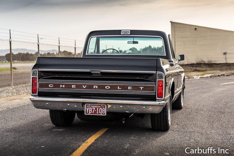 1971 Chevrolet C10 Cheyenne Super   Concord, CA   Carbuffs in Concord, CA